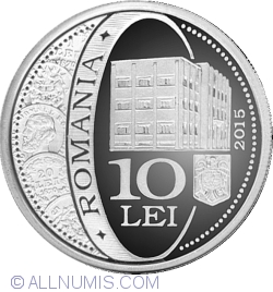 Image #1 of 10 Lei 2015 - 145 years since the establishment of the State Mint