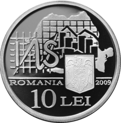 10 Lei 2009 - 150th anniversary of the establishment of the Statistics Office by Prince Alexandru Ioan Cuza
