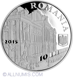 Image #1 of 10 Lei 2015 - 135 years since the establishment of the National Bank of Romania