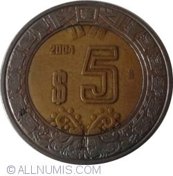 Image #1 of 5 Pesos 2004
