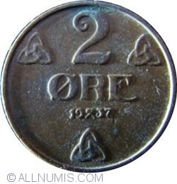 Image #1 of 2 Øre 1937