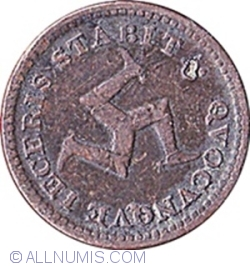 Image #2 of 1/2 Penny 1811