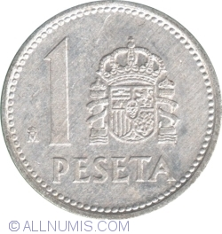 Image #1 of 1 Peseta 1985