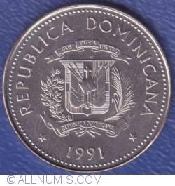 Imaginea #1 a 25 Centavos 1991
