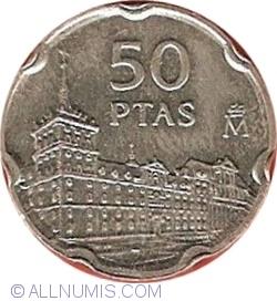 Image #1 of 50 Pesetas 1997 - Juan de Herrera