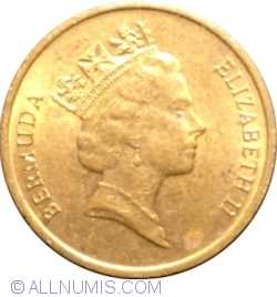 Image #2 of 1 Cent 1988