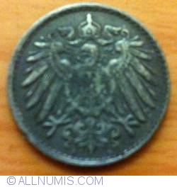 Image #2 of 5 Pfennig 1919 A