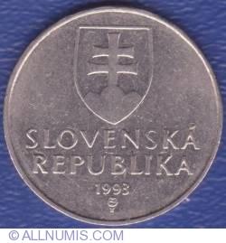 Imaginea #2 a 2 Coroane 1993