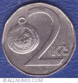 Imaginea #1 a 2 Coroane 1993
