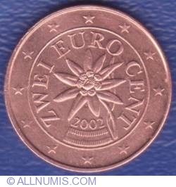 Image #2 of 2 Euro Cent 2002
