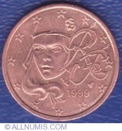 Imaginea #2 a 2 Euro Cent 1999