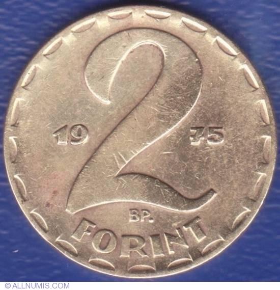 2 Forint 1975