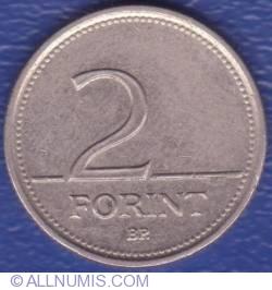 Imaginea #1 a 2 Forint 1992