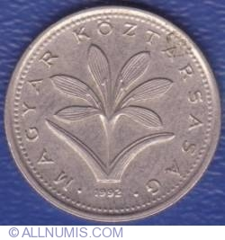 Image #2 of 2 Forint 1992