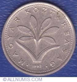 Imaginea #2 a 2 Forint 1992