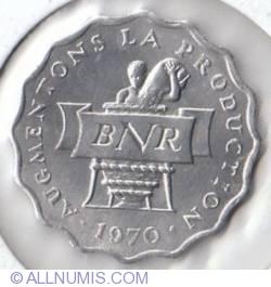 Image #1 of 2 Francs 1970 - F.A.O.