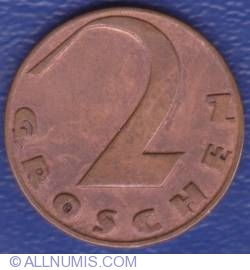 Image #1 of 2 Groschen 1927