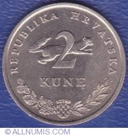 Imaginea #1 a 2 Kune 1993