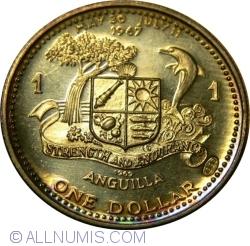 Image #1 of 1 Dollar 1969
