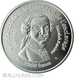 Imaginea #1 a 2500 Francs 2007