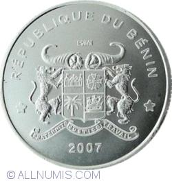 Imaginea #2 a 2500 Francs 2007
