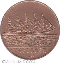 Imaginea #2 a 200 Franci 1993