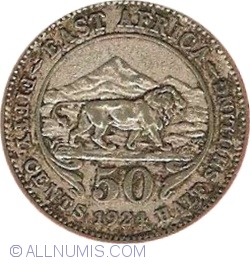 Image #1 of 50 Cents 1924