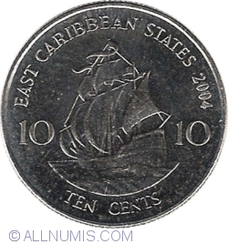 Image #1 of 10 Cents 2004