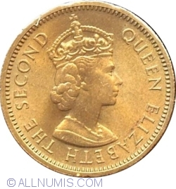 Image #2 of 5 Cents 1955