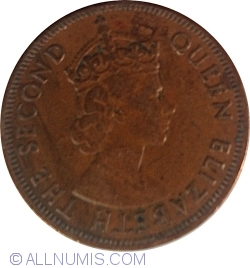 Image #2 of 1 Cent 1955
