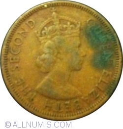 Image #2 of 1 Cent 1962