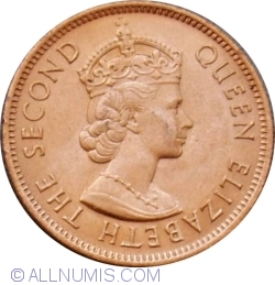 Image #2 of 1 Cent 1965