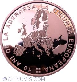 Imaginea #2 a 1 Leu 2017 - 10 ani de la aderarea României la Uniunea Europeană