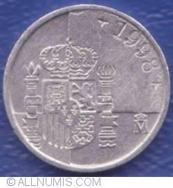 Image #2 of 1 Peseta 1998