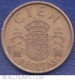Image #1 of 100 Pesetas 1985