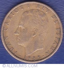 Image #2 of 100 Pesetas 1985