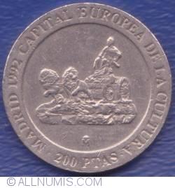 Image #1 of 200 Pesetas 1991
