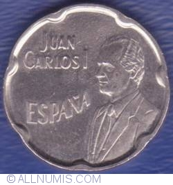 Image #2 of 50 Pesetas 1990