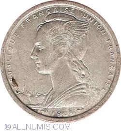 Image #2 of 2 Francs 1948