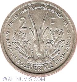 Image #1 of 2 Francs 1948