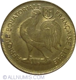 Image #2 of 50 Centimes 1942