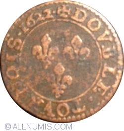 Image #1 of Double Tournois 1622 A