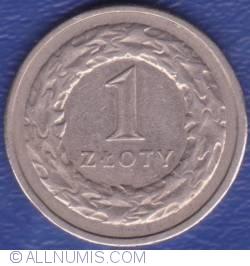 Image #1 of 1 Zloty 1992