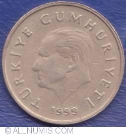 Image #2 of 50000 (50 Bin) Lira 1999
