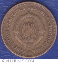 Imaginea #2 a 10 Dinari 1955