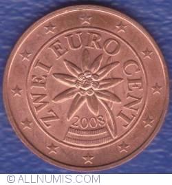 2 Euro Centi 2008