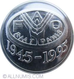 Image #2 of 100 Lei 1995 - FAO