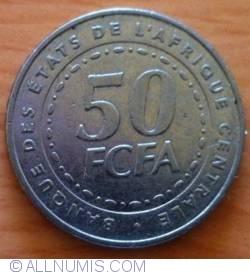 Imaginea #2 a 50 Franci 2006