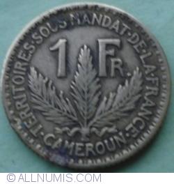 Imaginea #1 a 1 Franc 1926