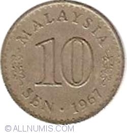 10 Sen 1967